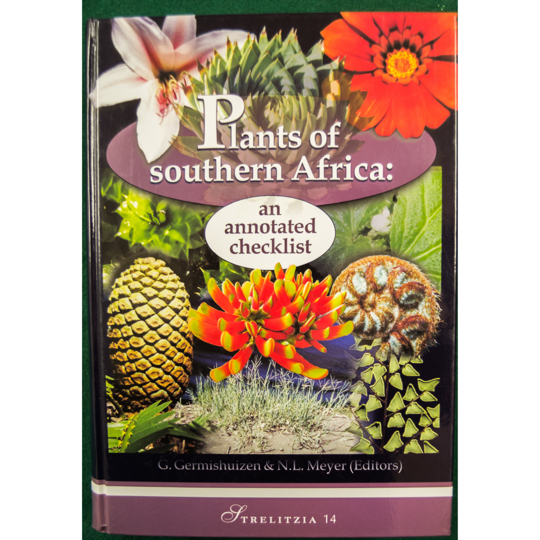 Plants of Southern Africa an annotated checklist