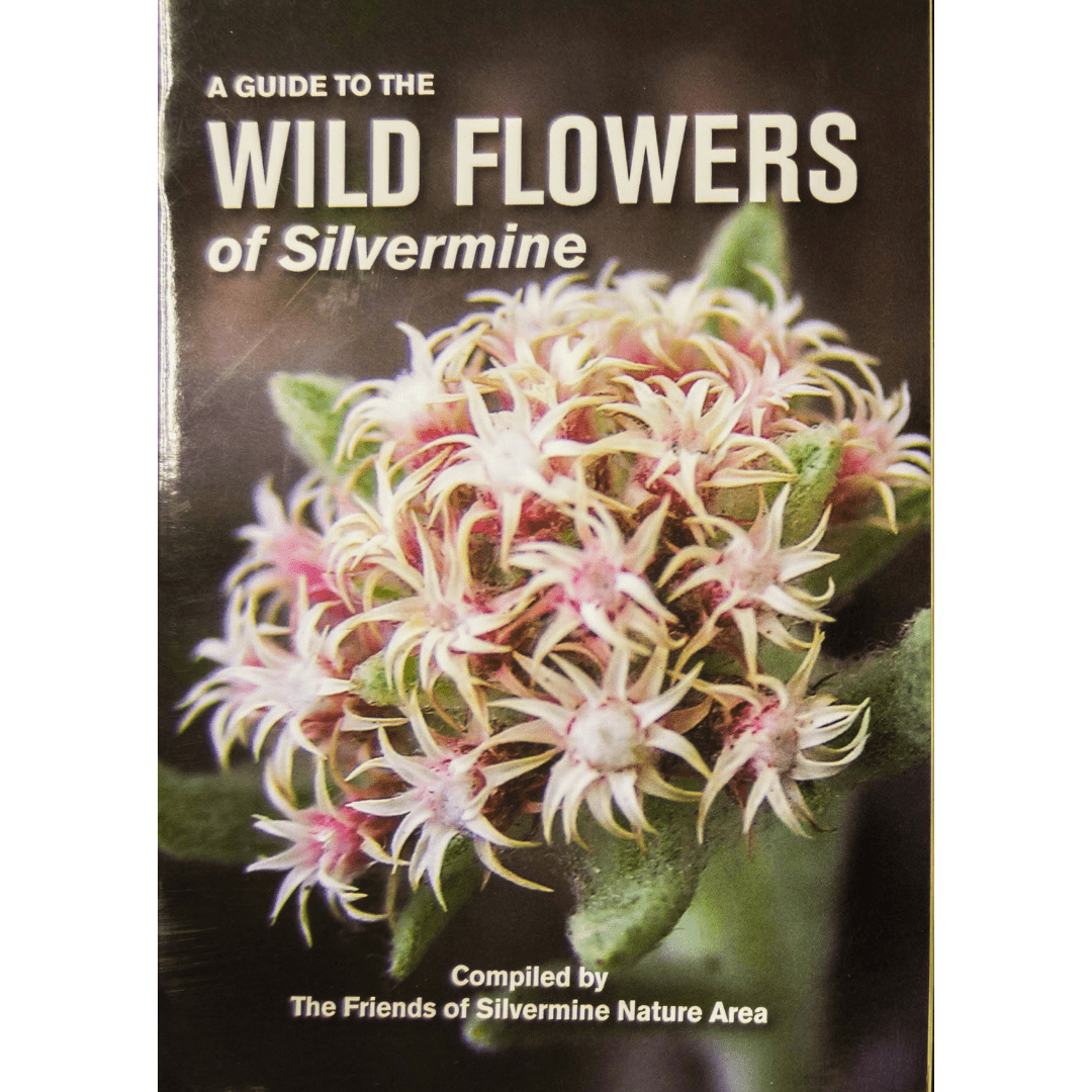 A guide to the wild flowers of Silvermine