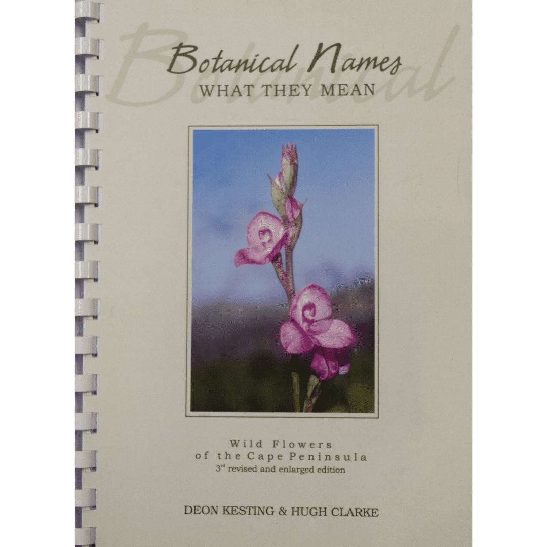Botanical names what they mean