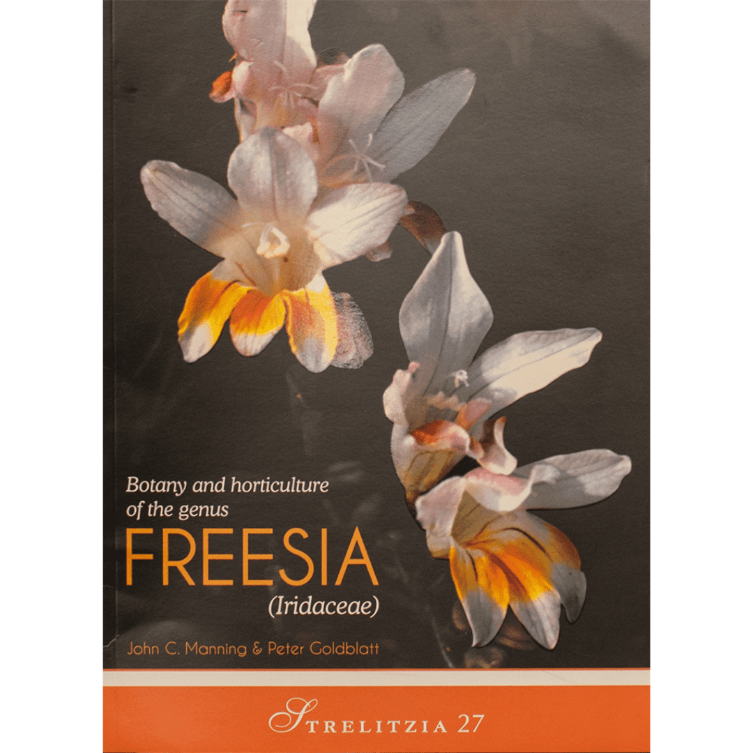 Botany and horticulture Freesia