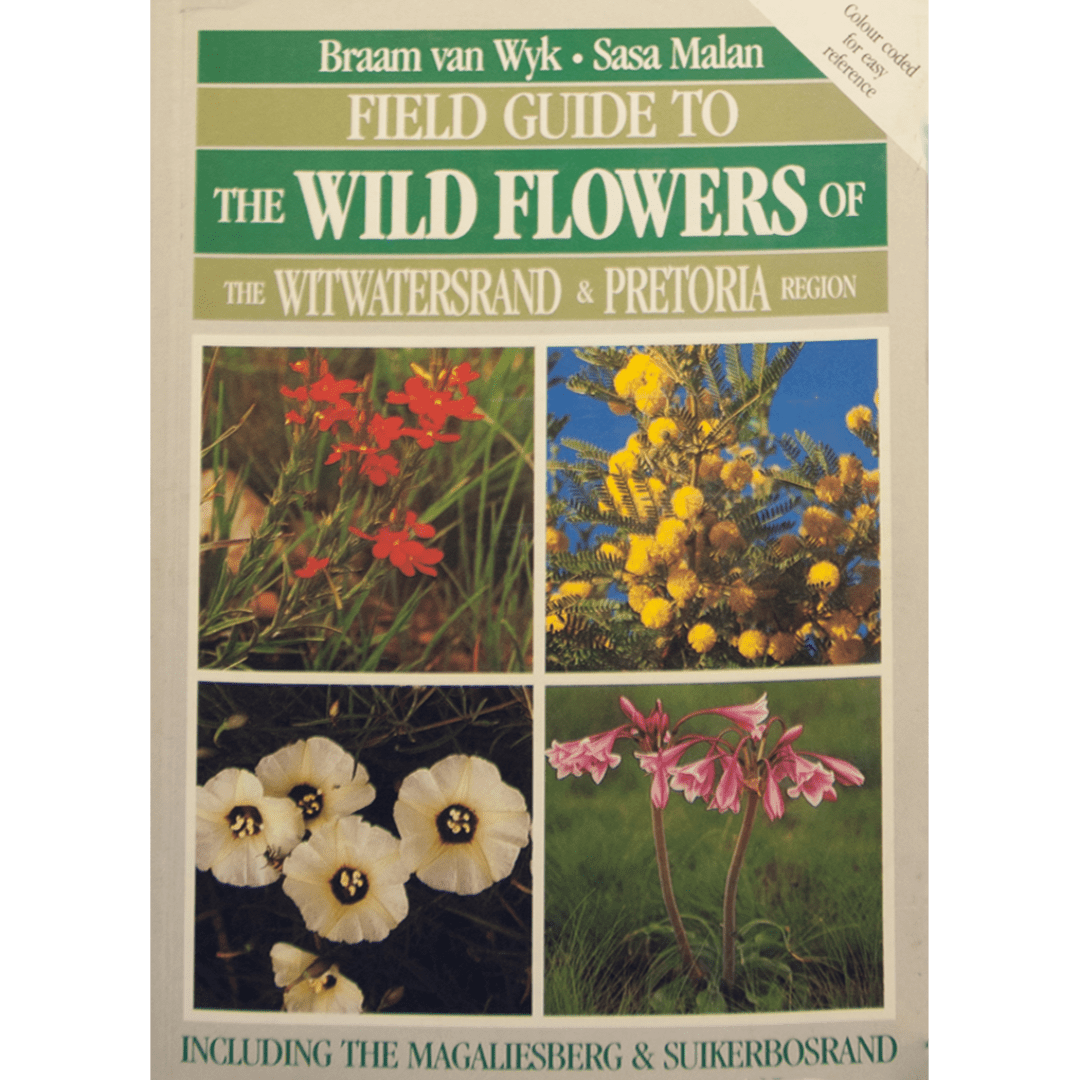 field guide to teh wild flowers of the witwatersrand and pretoria