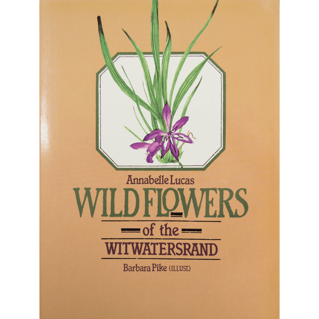 Wildflowers of the Witwatersrand