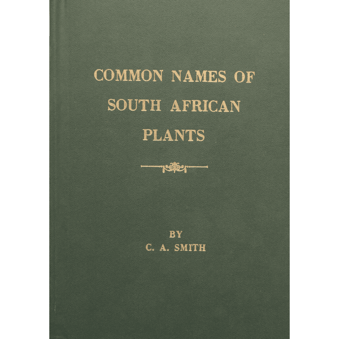 Common names of south african plants