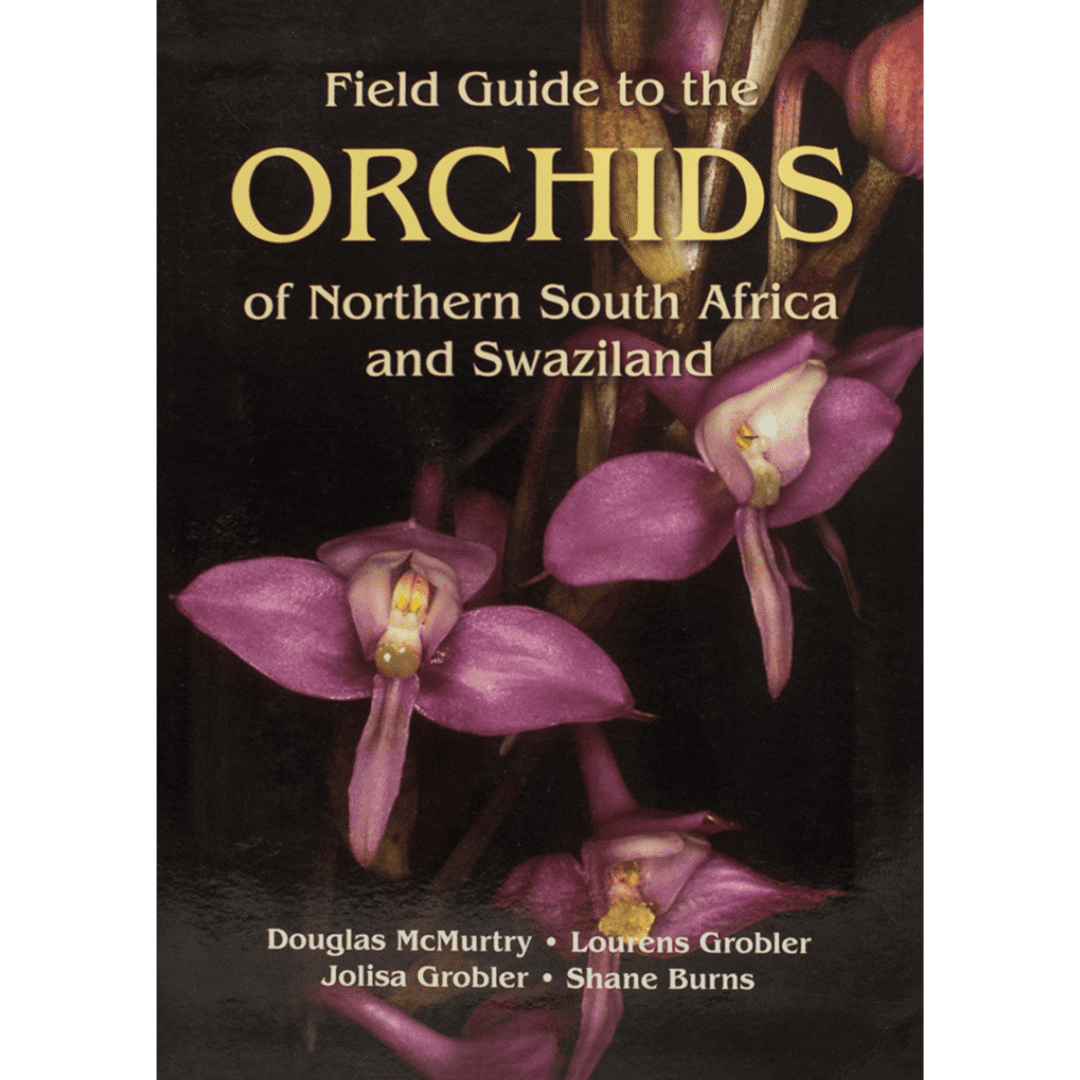 Field guide to orchids N south africa and swaziland