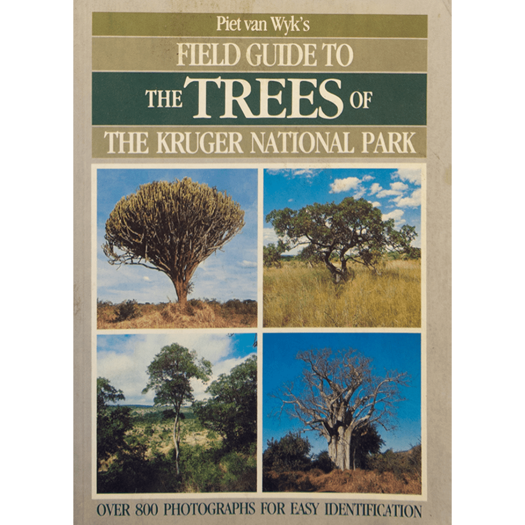 Field guide to the trees of the kruger national park