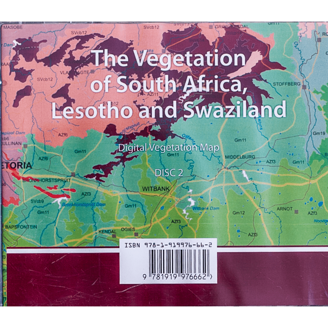 The Vegetation of South Africa, Lesotho and Swaziland b