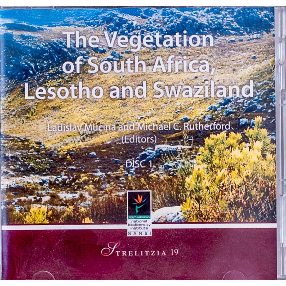 The Vegetation of South Africa, Lesotho and Swaziland f