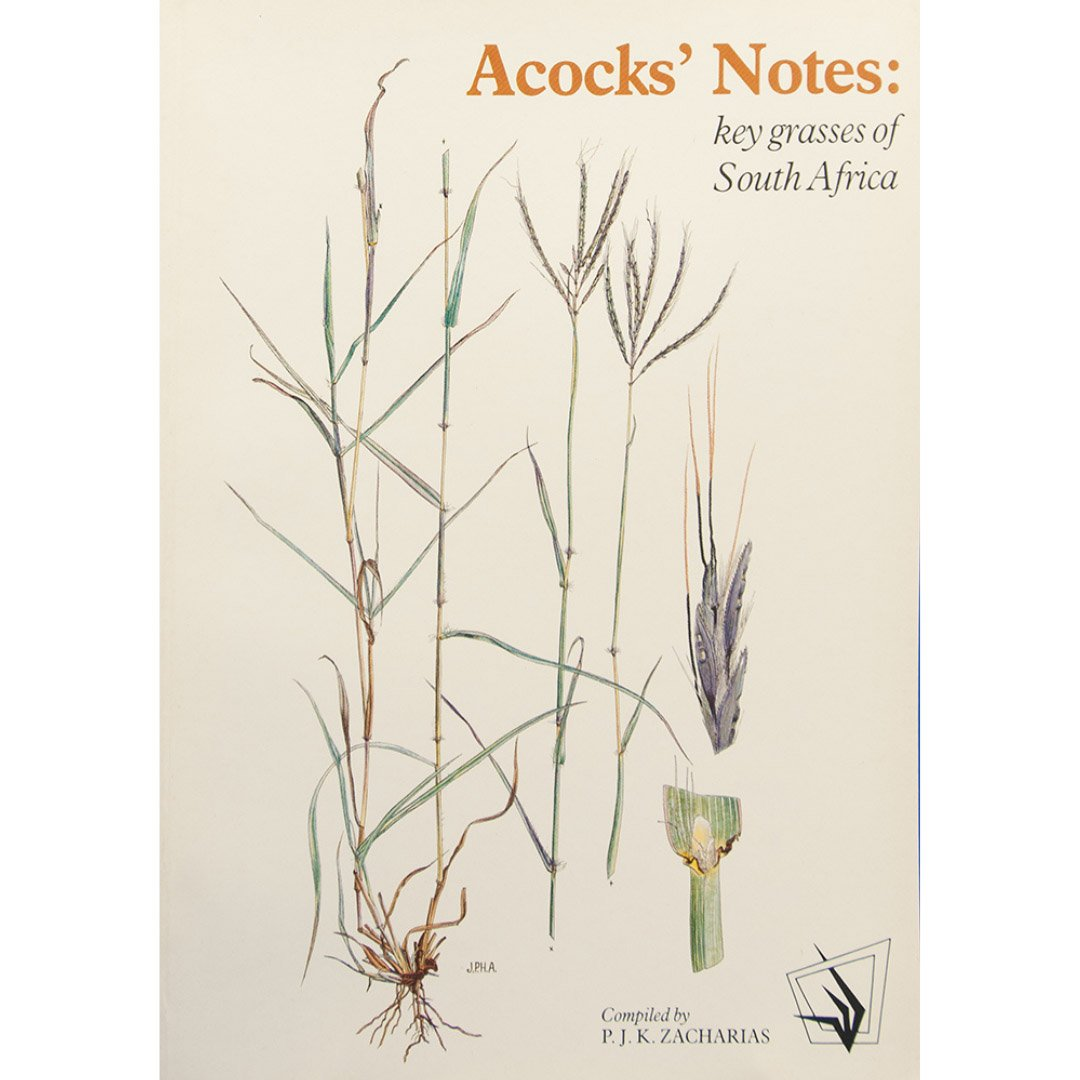 adocks notes key grasses of south africa