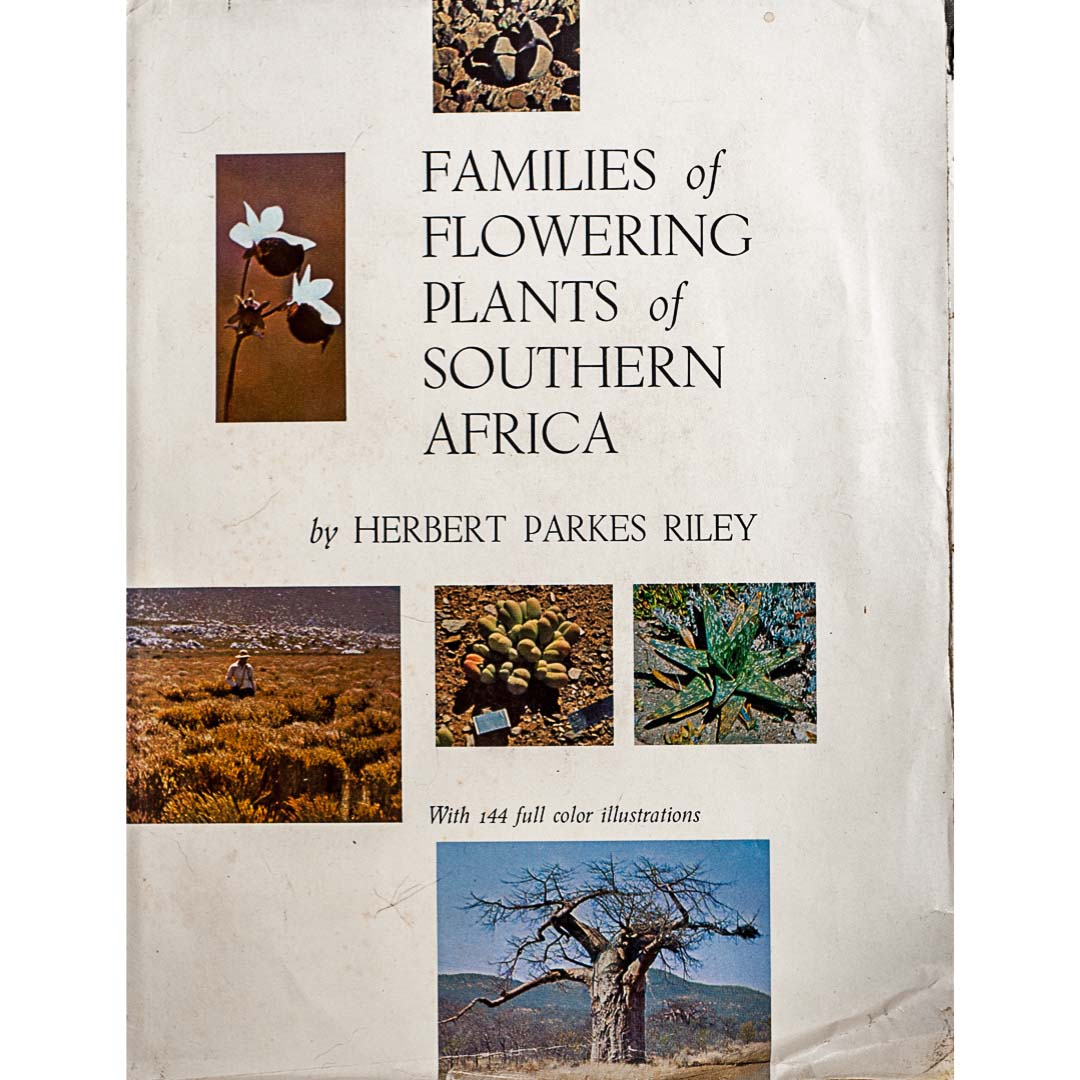 families of flowering plants of southern africa f