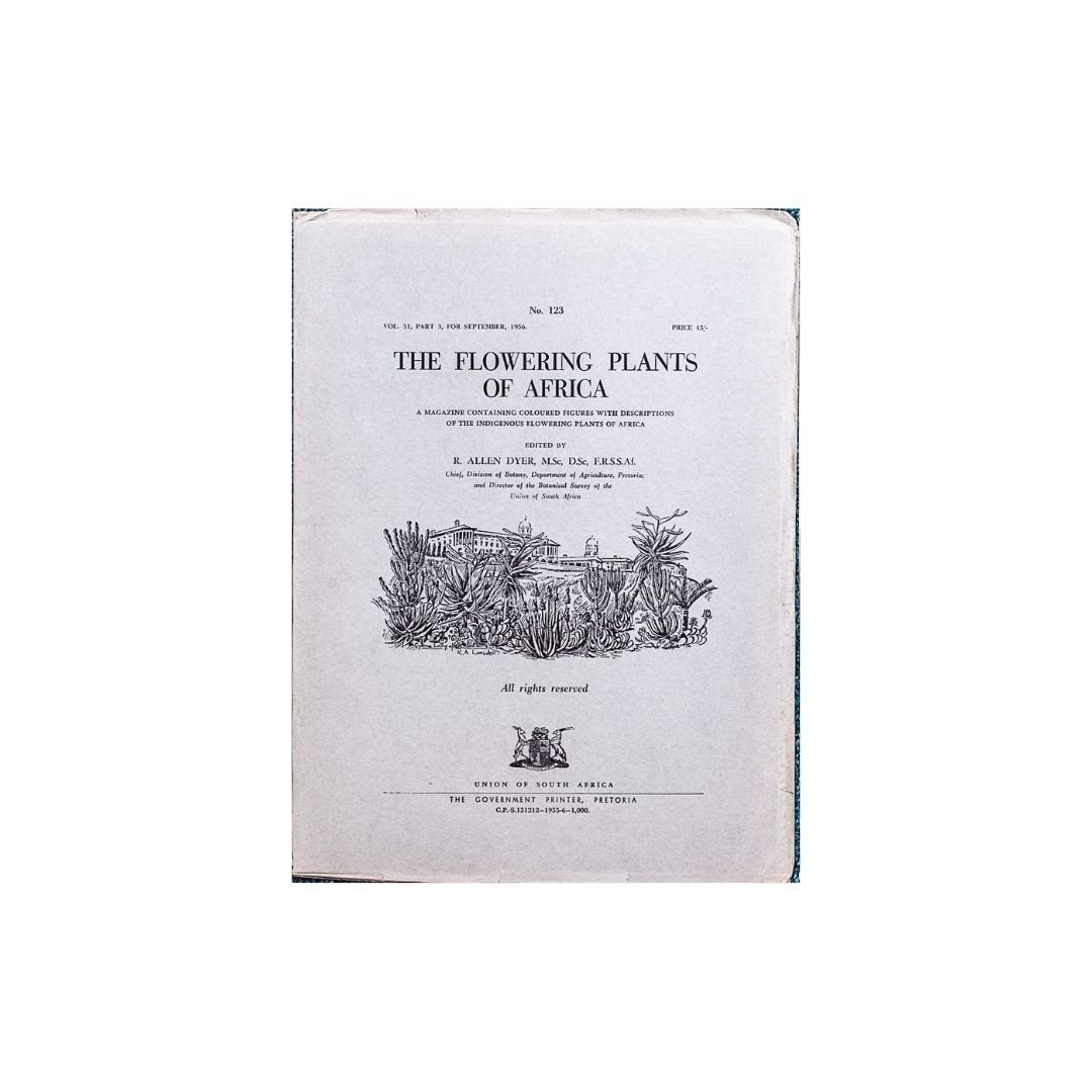 The Flowering plants of Africa No 123